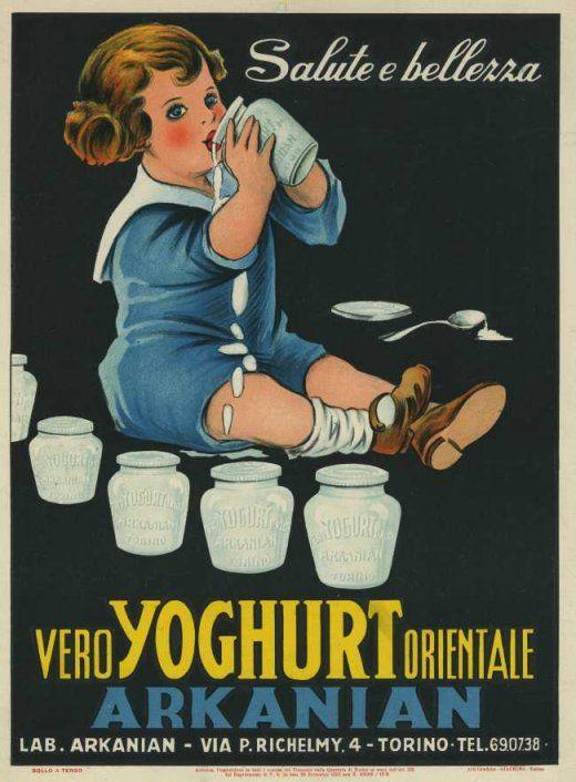 test Twitter Media - #brand #vintage #advertising #pub #publicité #réclame vero #yoghurt  salute e bellezza https://t.co/vLhF5VdRHu