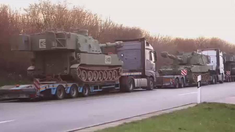 German Cops Kick US Army Convoy off the Road for Endangerment