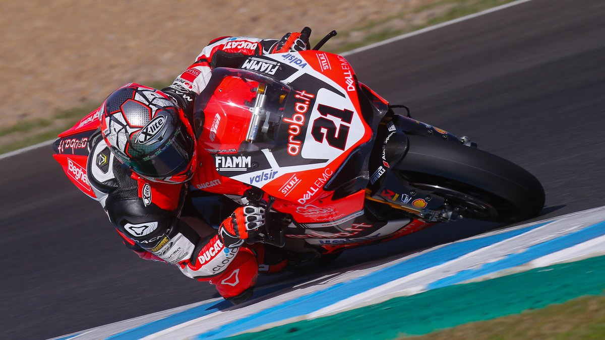 test Twitter Media - ☡ #WorldSBK NEWS!  @michaelrinaldi_ and @ArubaRacing - Junior Team set for WorldSBK debut  📰 https://t.co/NRad7UwvoM https://t.co/AQ7S11cMDy