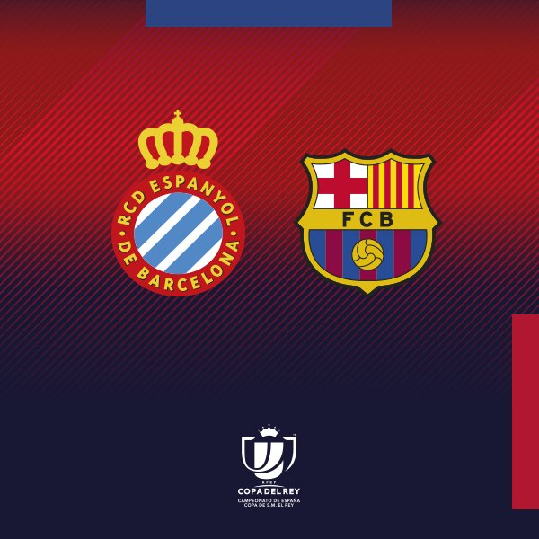 �� Our Copa del Rey quarter-final opponents are...  ������ Espanyol! ���� #CopaBarça https://t.co/7Xwpy5LebO