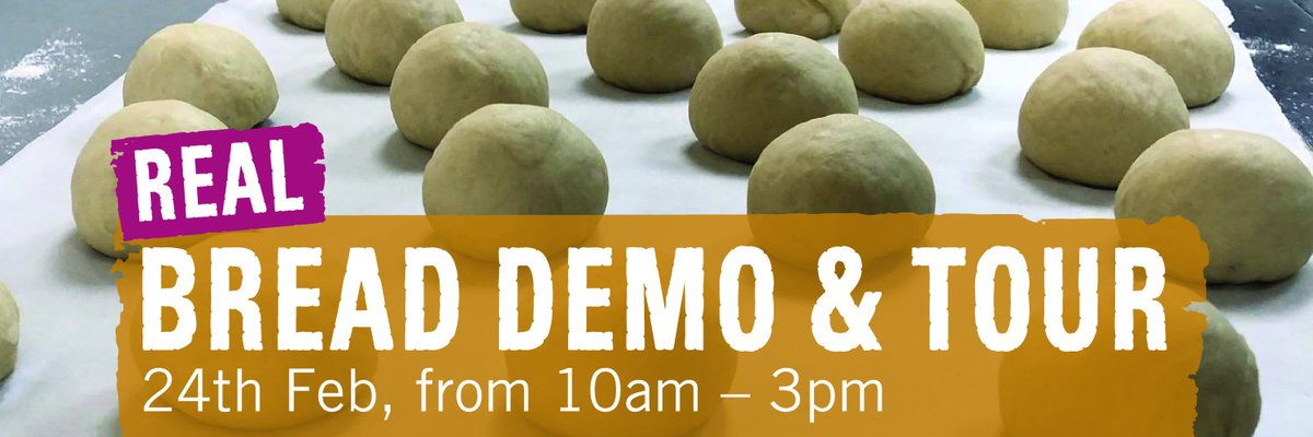 test Twitter Media - In support of this year's Real Bread Week and the alliance for better food, Jordans Mill will be hosting a bread demo and tour from 10.00am – 3.00pm on the 24th February- https://t.co/WDGJzKS9ZE #RealBread #Bedfordshire #Classes https://t.co/ES7MFzQAFk
