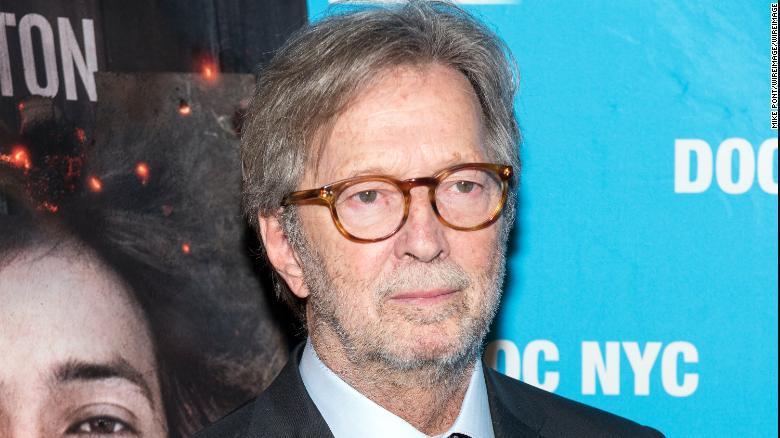 Legendary singer-songwriter Eric Clapton says he is going deaf https://t.co/qvIKS7m8cJ https://t.co/8U1QN42yoh