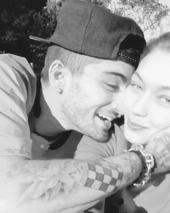 Happy birthday to the talented and handsome Zayn Malik, thank you for make our Gigi so happy!!
