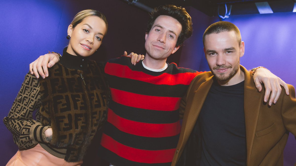 RT @R1Breakfast: This morning was fun... @RitaOra @LiamPayne @grimmers https://t.co/YCzZUUPLbQ