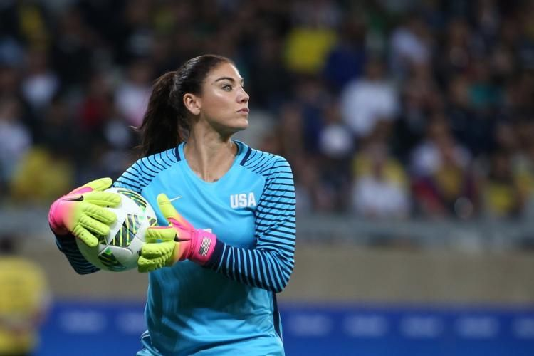 Hope Solo will be honored before the U.S. women play Denmark in San Diego later this month https://t.co/j9Y9RPhYVE https://t.co/8pldrVj2Ej