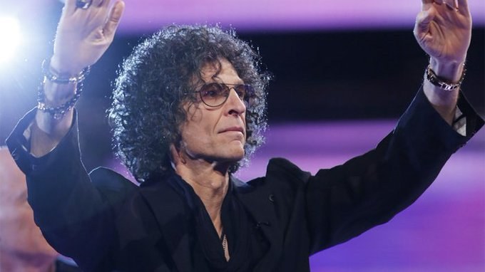 Happy birthday Howard Stern!
