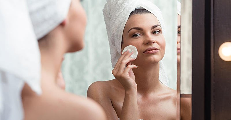 RT @FitnessMagazine: 6 Mistakes You're Making When Choosing a Facial Cleanser...