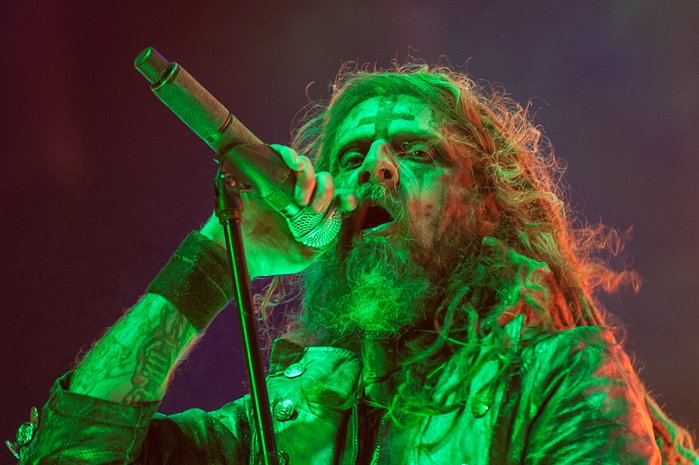 Happy Birthday to Rob Zombie! (Photo: David Turcotte)