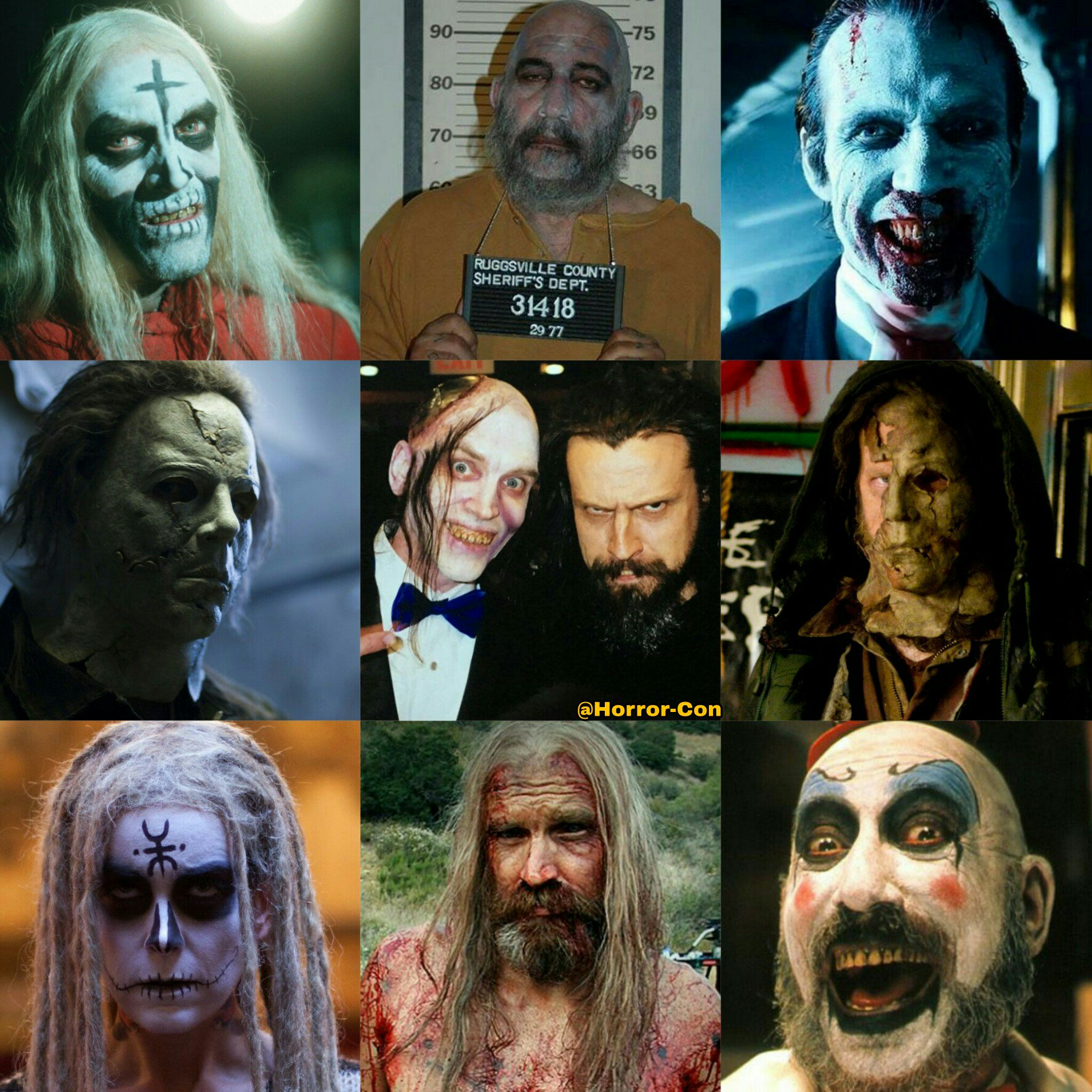 Happy 53rd Birthday to Rob Zombie!