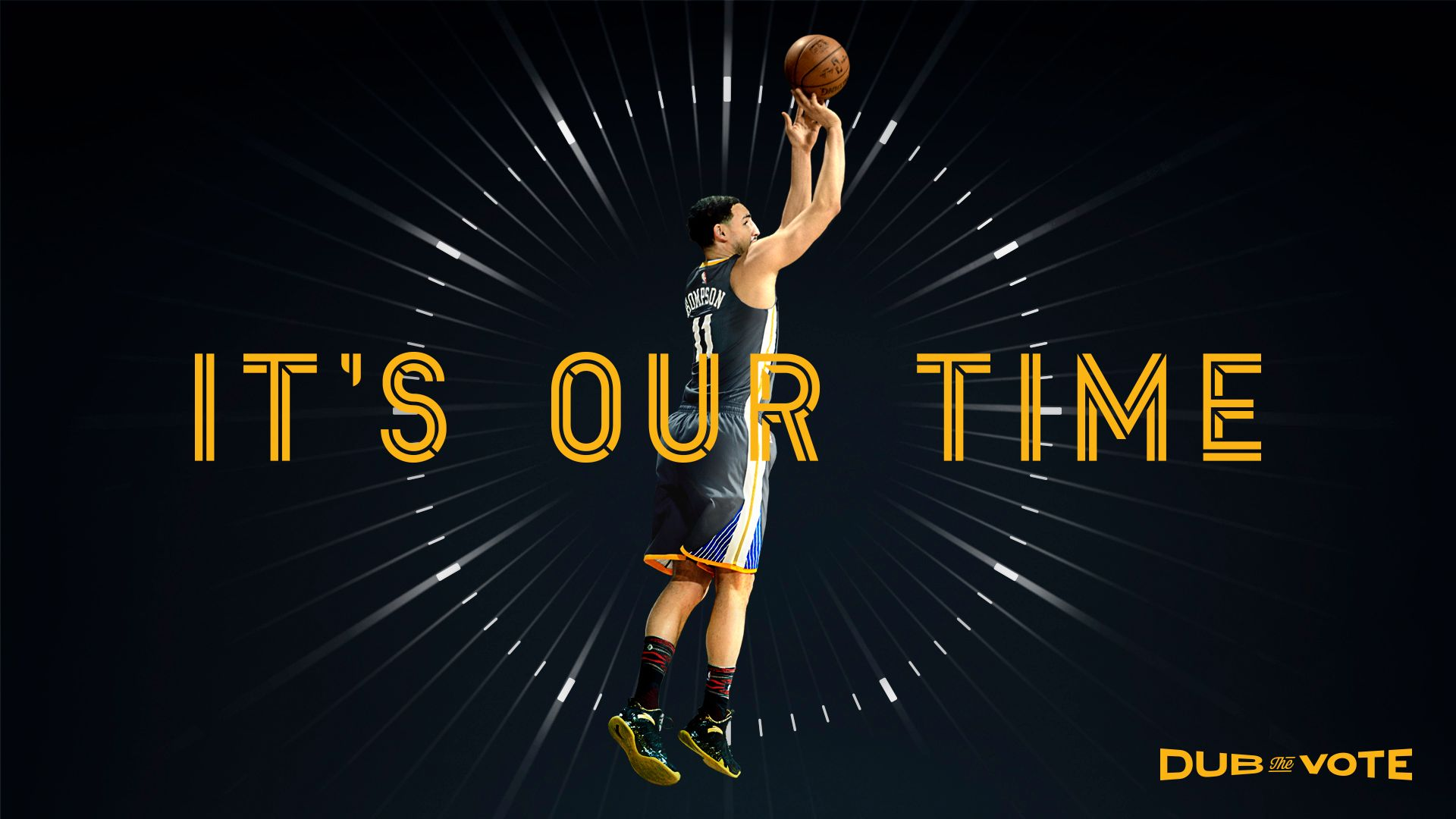 �� 1 RT = 1 Vote ��  Klay Thompson #NBAVote https://t.co/8NOWG9NobU