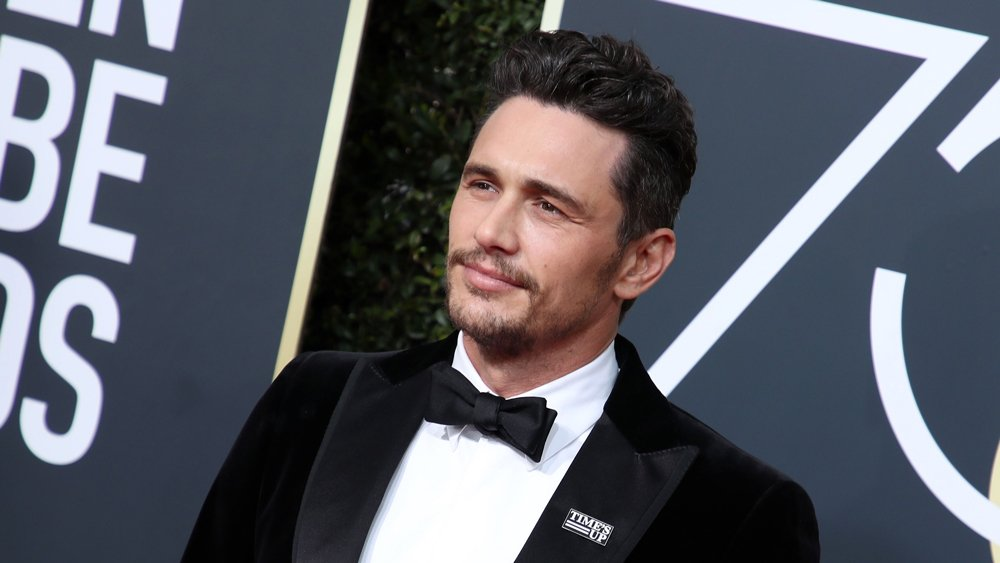 Is James Franco's awards season coming to an end?