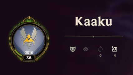 The new League of Legends icon is available! Be like @Kakushi_ and show us your support on the Rift #VforVictory https://t.co/zrI52WYurf