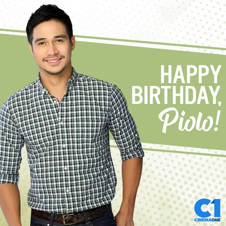 It\s the birthday weekend celebration. Happy happy birthday again Mr. Piolo Pascual !!! Hope u got the cake.