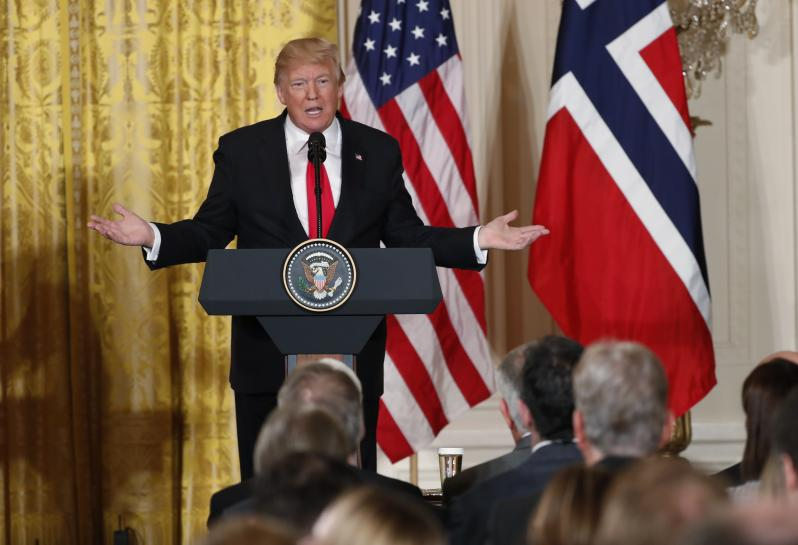 'Thanks, but no thanks': Norwegians reject Trump's immigration offer