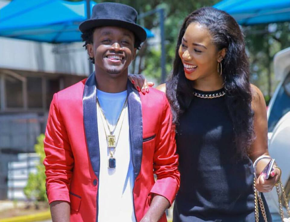 Our relationship is not goals, it's hard work - Bahati's pregnant wife professes love