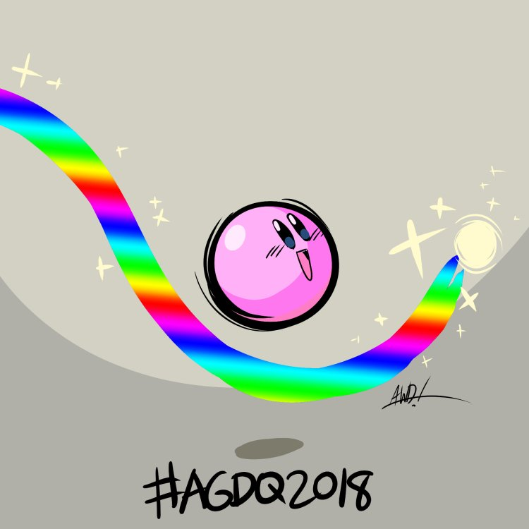 #AGDQ2018