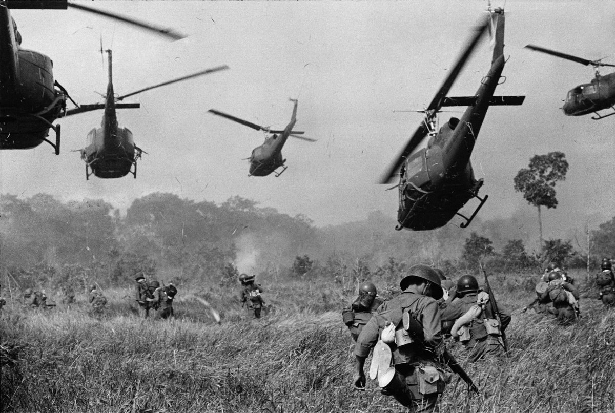 Robert Fulford: America's faith in its government died in the jungles of Vietnam