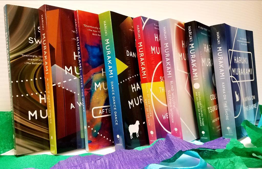 Happy Birthday to author Haruki Murakami!