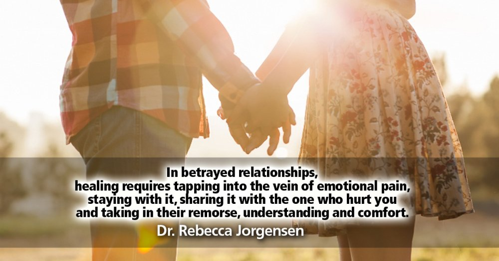 Healing requires tapping into the vein of emotional PAIN #Pain #Healing #Relationship #Love #EFT https://t.co/IBn6xC5AgY
