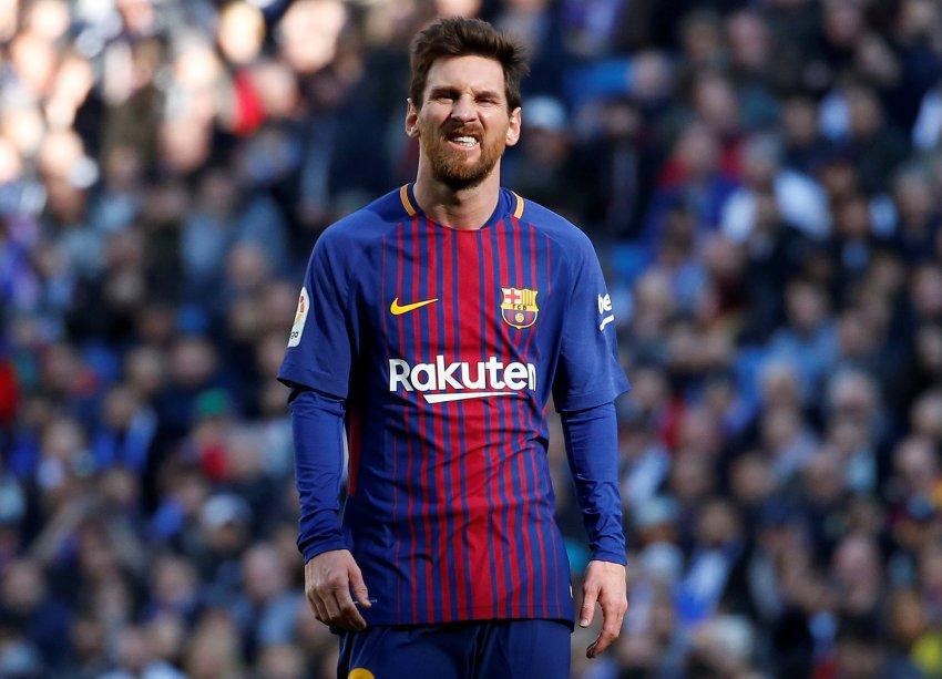 Lionel Messi zahlte rund zwölf Millionen Euro nach