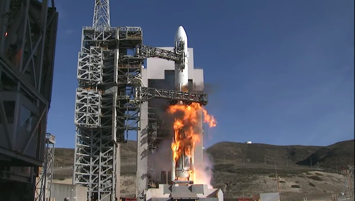 RT @Nextlaunch: Ooh, Toasty! #NROL47 https://t.co/K7icp9sRBD