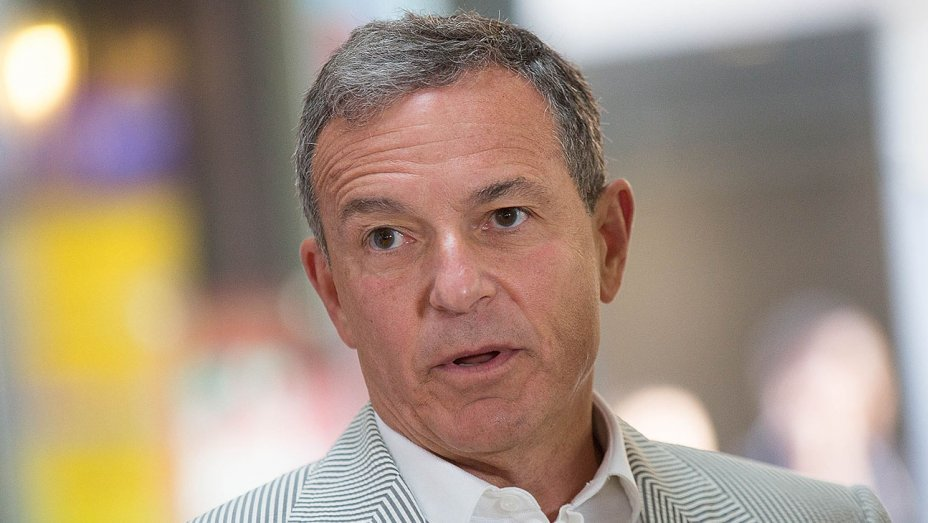 Disney CEO Bob Iger's annual pay falls 17% to $36.3M
