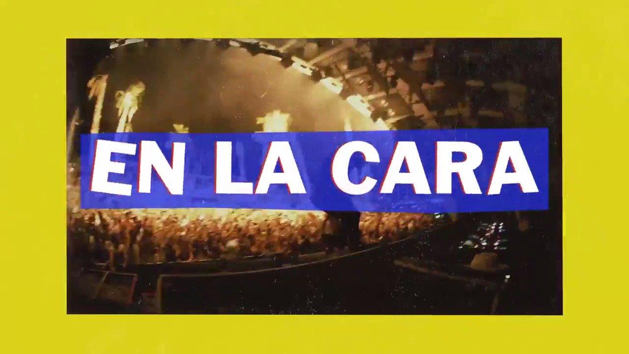 EN LA CARA (SUA CARA SPANISH REMIX) AHORA DISPONIBLE @KAROLGMUSIC https://t.co/Vqx3a3SzM9