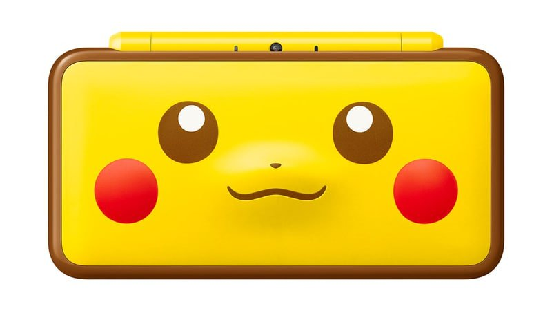 Nintendo announces #DetectivePikachu release date and a Pikachu-themed 2DS https://t.co/Ec6ltz0d63 https://t.co/NOyYLQpbzD