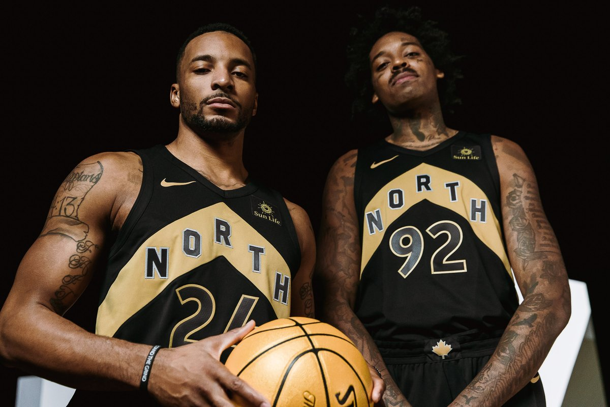 Raptors have a hit with their new OVO jerseys �� https://t.co/wJoc6acgmM https://t.co/7KXT56ECvw