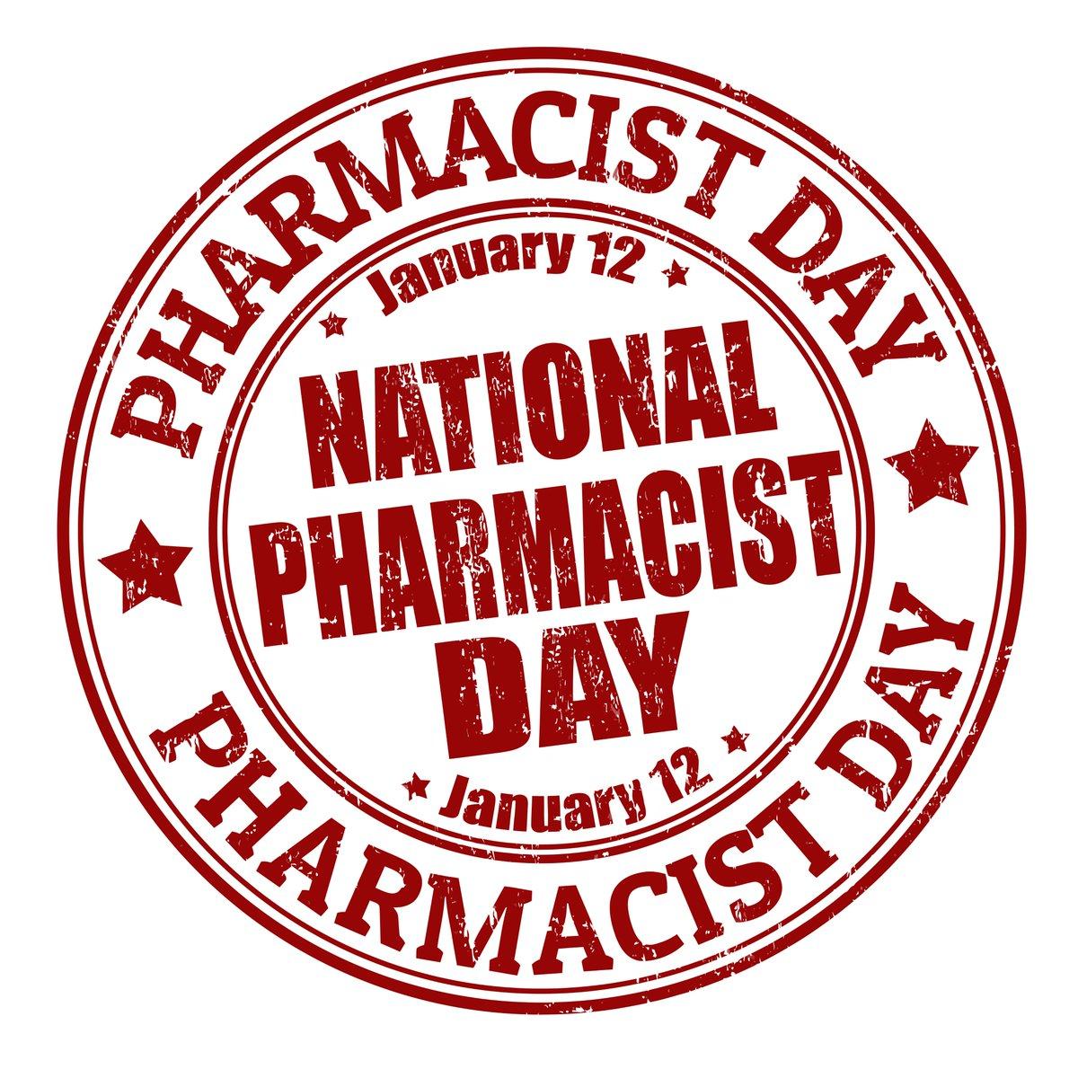 #NationalPharmacistDay