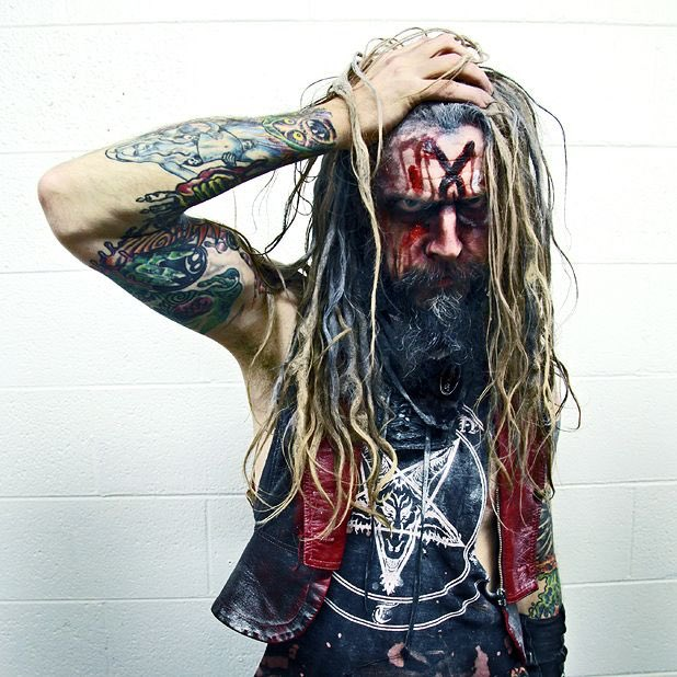 Happy Birthday Rob Zombie!