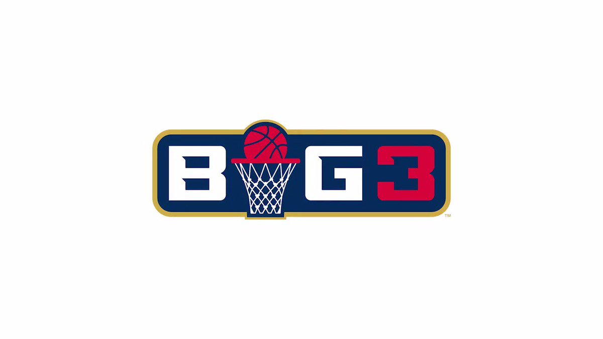 A year ago today we changed the game when we launched the @thebig3. This Summer season 2 will be bigger and better. https://t.co/Qqi3Fi1hjm