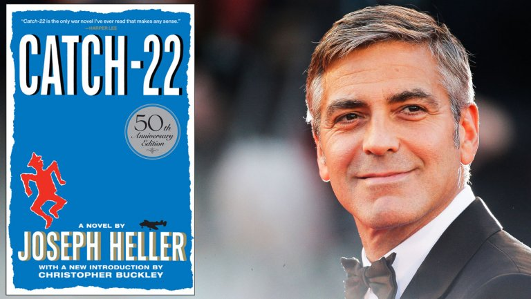 George Clooney's Catch22 Lands at Hulu With Series Pickup