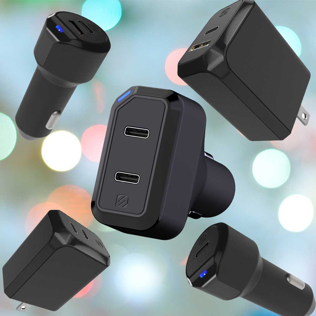 test Twitter Media - Introducing a new line of USB-C Home and Car chargers/power delivery products. These chargers/power delivery product keep your devices powered up by packing 18W of power in each USB-C port and 12W in standard USB ports. See more at https://t.co/Y43CBJL6I3 https://t.co/W0TUEMVEWm