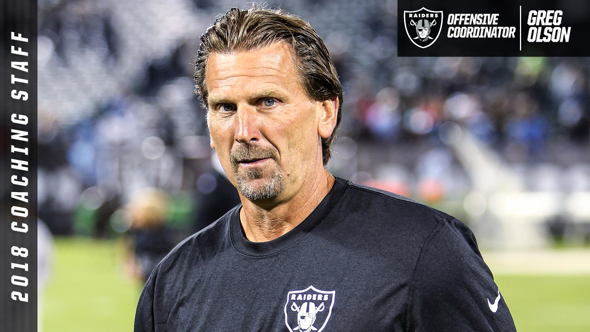 We have named Greg Olson Offensive Coordinator.  More: https://t.co/uJ6BIsILr4 https://t.co/7zPLmjEy6k