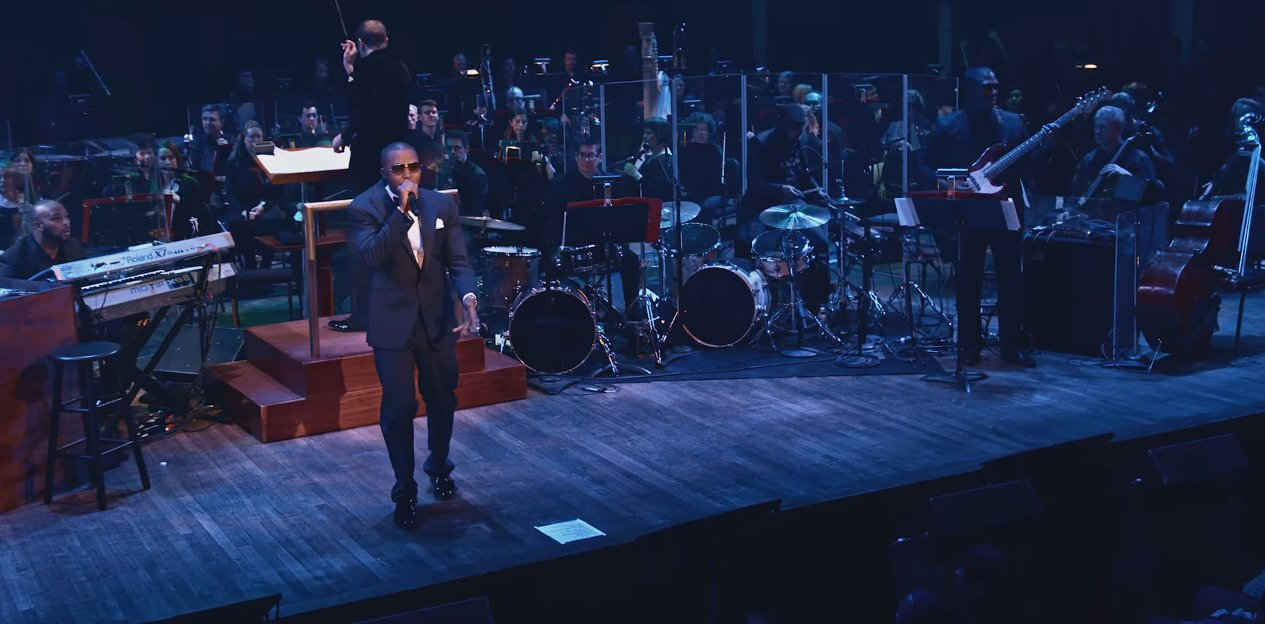 Watch a trailer for Nas's Illmatic concert film with the National Symphony Orchestra. https://t.co/Dzjx0EZaU1 https://t.co/131OWZxBtT
