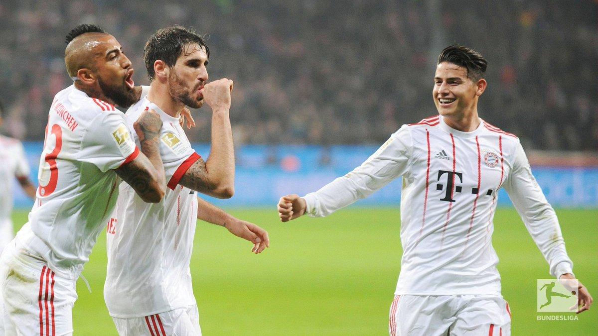 RT @Bundesliga_EN: FULL TIME!  2018 starts with a bang 💥 #B04FCB 1-3 https://t.co/kqtwXCiCbe