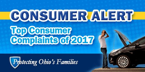 test Twitter Media - We received more than 22,000 consumer complaints in 2017. The most common complaint? Used car sales. https://t.co/6gVzW3bDiD https://t.co/ARULomxrlV