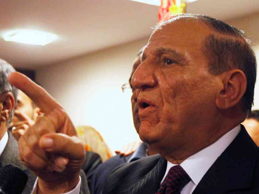 Ex-military chief of staff to run in Egypt presidential election