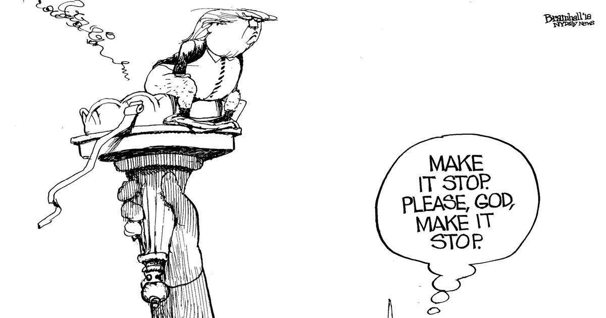 Here's an early look at tomorrow's Bill Bramhall cartoon   SEE MORE: https://t.co/UKp1XIW0HA https://t.co/n3CAj44Xqf