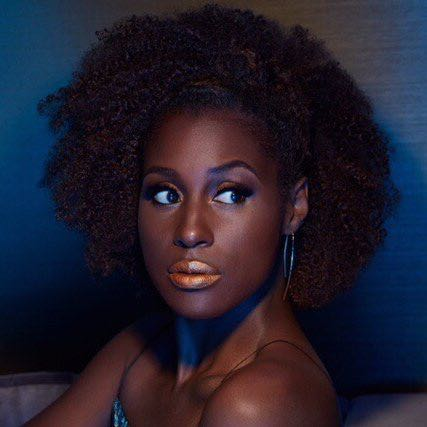 Happy birthday to da bomb ass Issa Rae!!!! She my favorite