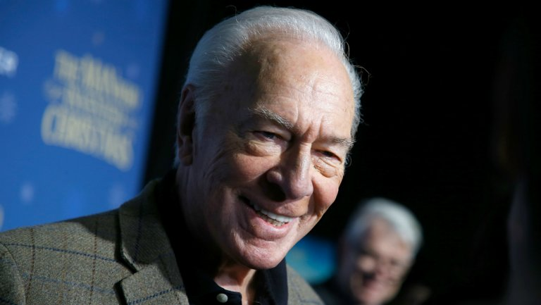 'Awards Chatter' podcast: Christopher Plummer ('All the Money in the World')