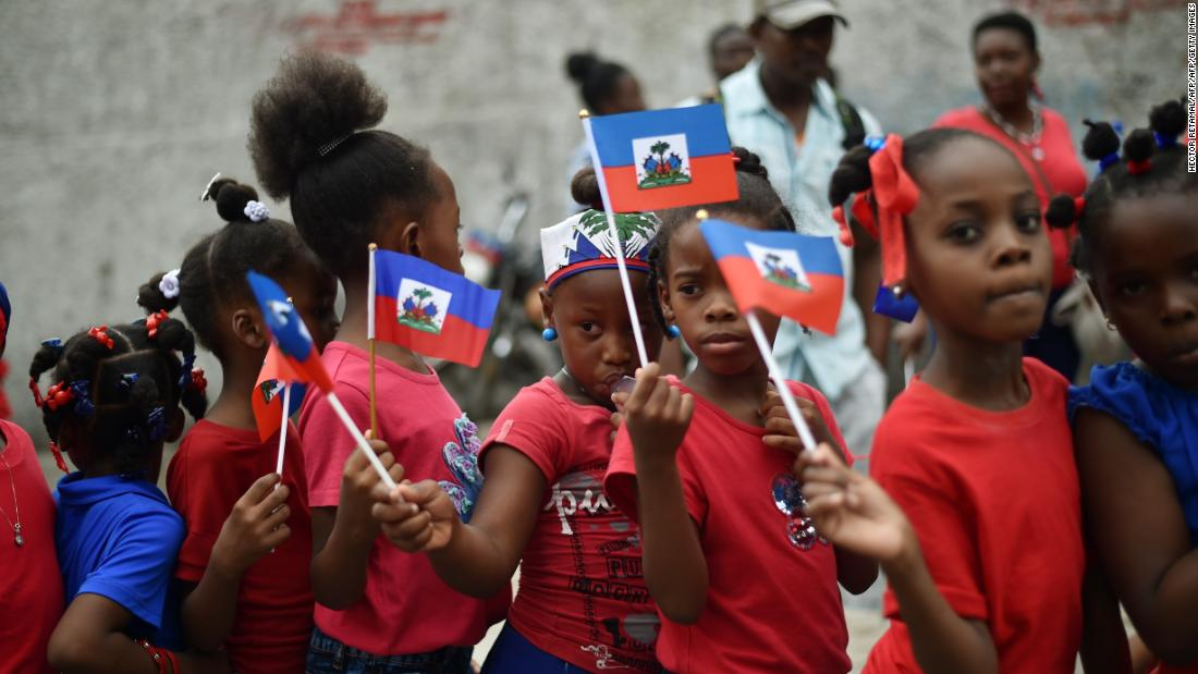 Donald Trump's enmity for Haiti | By Peniel Joseph via @CNNOpinion https://t.co/FVxZRljAee https://t.co/23LBXZKBxV