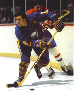 Happy Birthday Tim Horton Buffalo Sabres defense 1972-73 and 1973-74. Died much too soon. Born on this date in 1930.