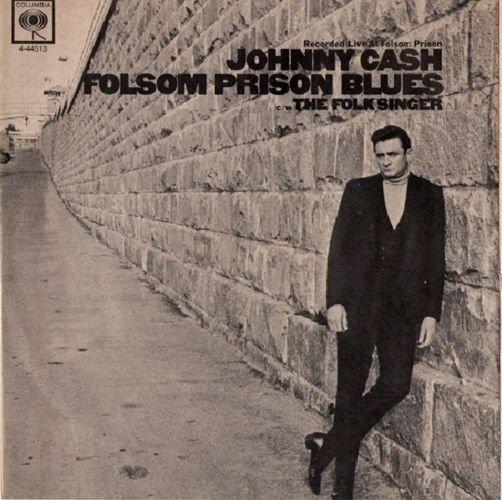 50 years ago today – Johnny Cash played for inmates at Folsom Prison, California #OnThisDay https://t.co/1ij3RScTAP