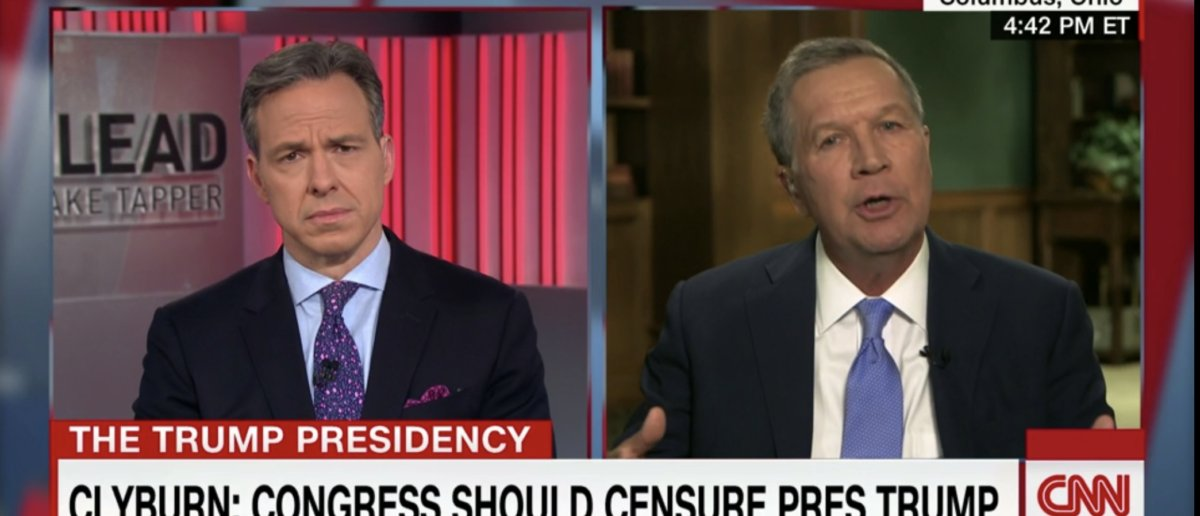 Ohio Gov  John Kasich and form john kasich