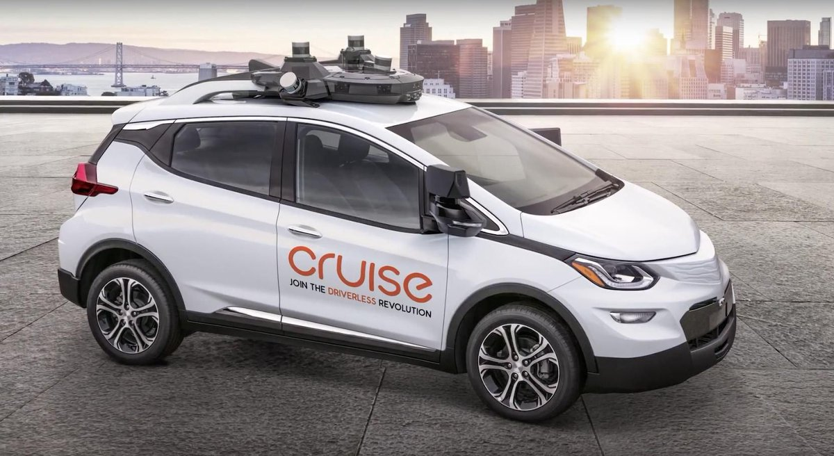 GM's self-driving car edges Silicon Valley — for now