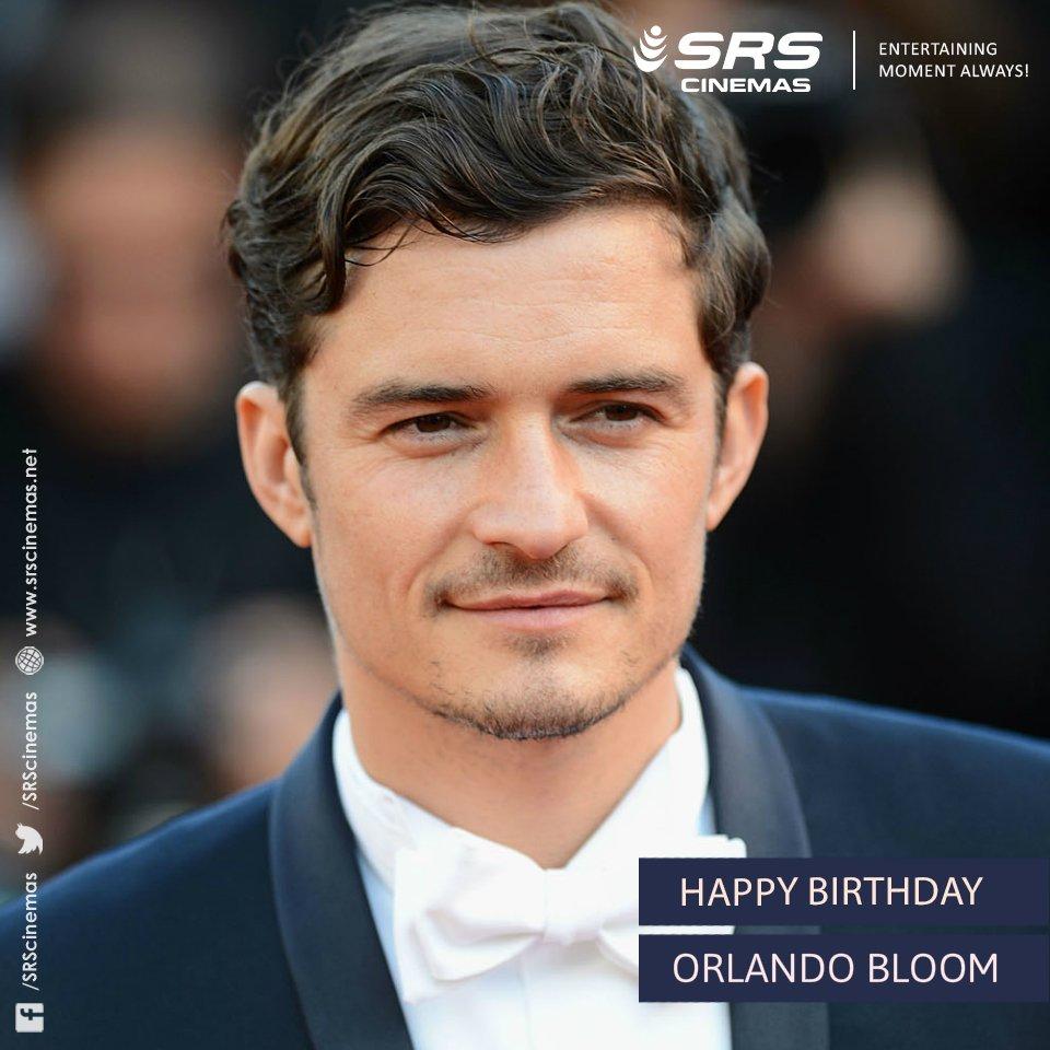 Happy Birthday, Orlando Bloom!