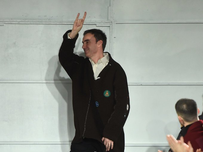 Happy Birthday to one of the Greatest Designers; Raf Simons