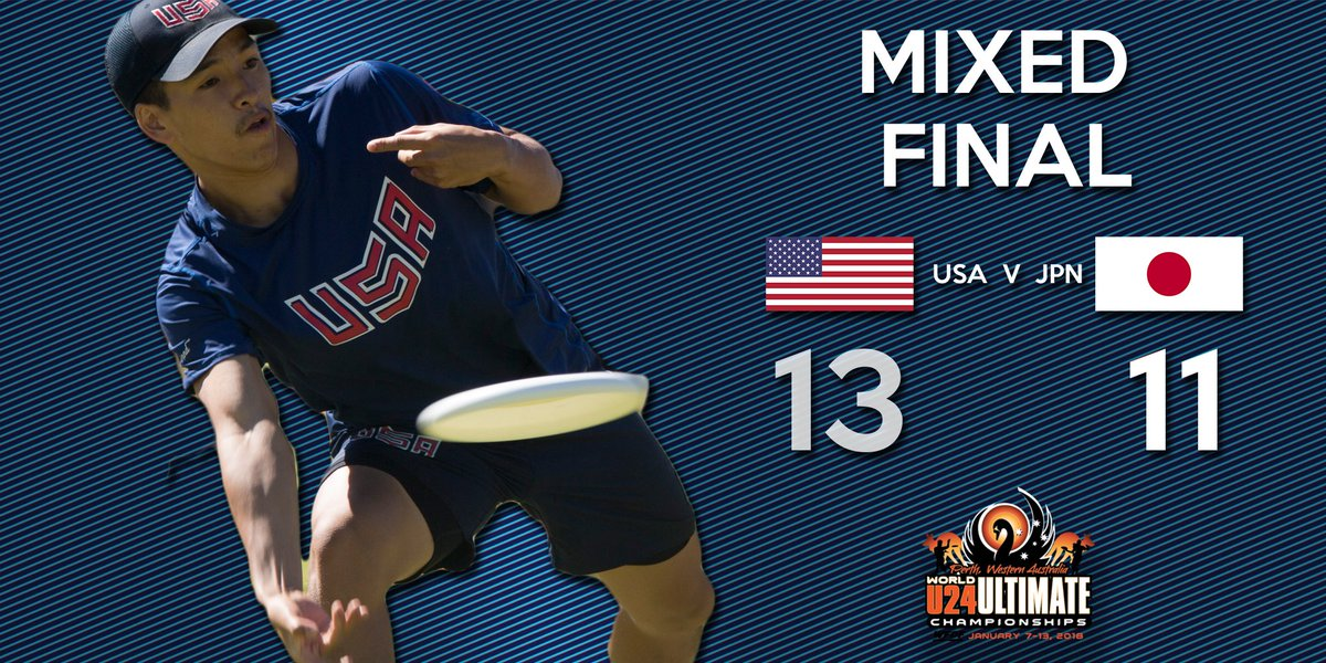 #USAUltimate